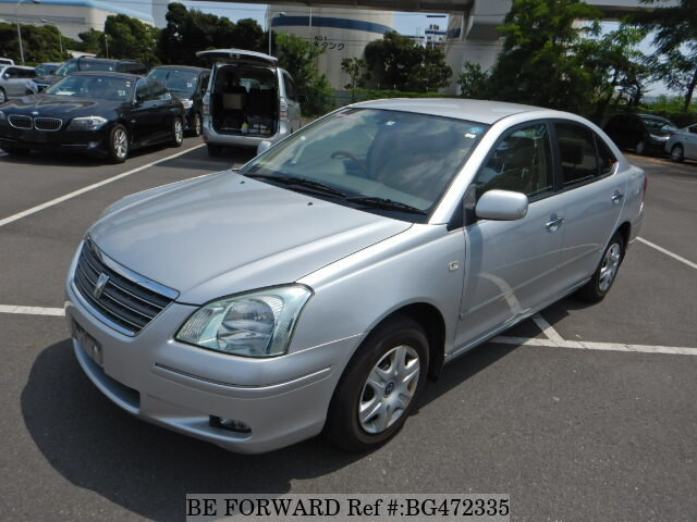 Used 2007 TOYOTA PREMIO BG472335 for Sale