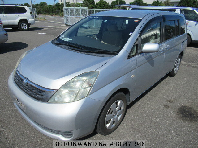Used 2006 TOYOTA ISIS BG471946 for Sale
