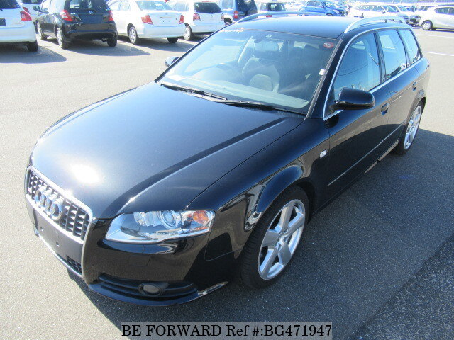 Used 2006 AUDI A4 BG471947 for Sale