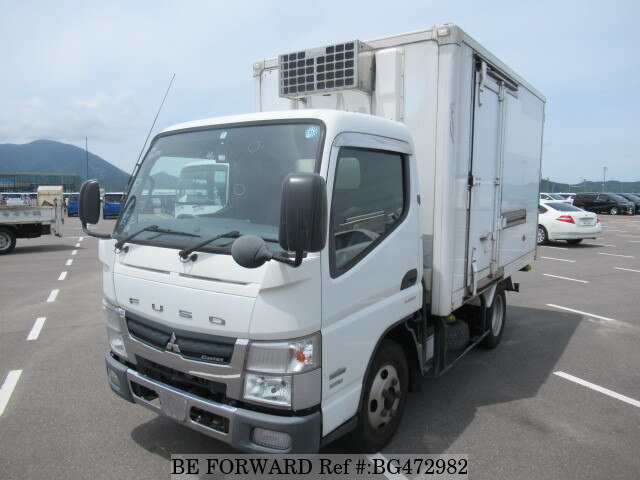 Used 2011 MITSUBISHI CANTER BG472982 for Sale