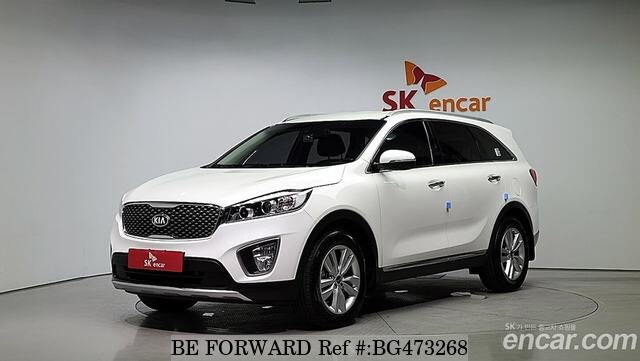 Used 2017 KIA SORENTO BG473268 for Sale