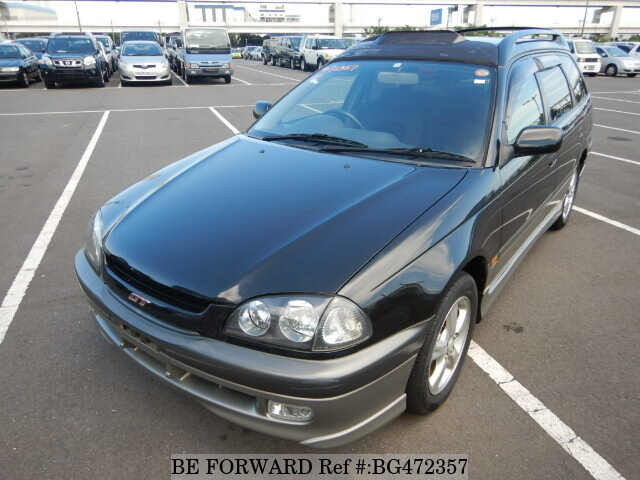 Used 1998 TOYOTA CALDINA BG472357 for Sale