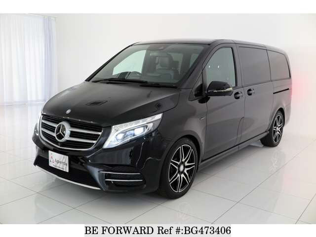 Used 2016 MERCEDES-BENZ V-CLASS BG473406 for Sale