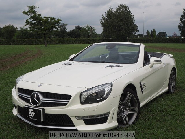 Used 2012 MERCEDES-BENZ SL-CLASS BG473445 for Sale