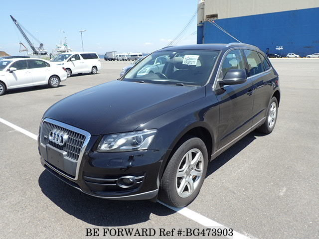 Used 2010 AUDI Q5 BG473903 for Sale
