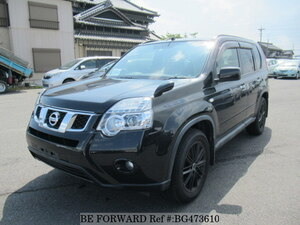 Used 2013 NISSAN X-TRAIL BG473610 for Sale