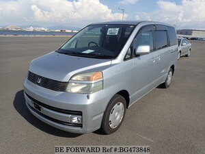 Used 2002 TOYOTA VOXY BG473848 for Sale