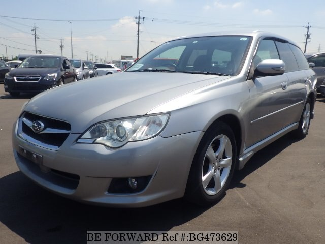 Used 2008 SUBARU LEGACY TOURING WAGON BG473629 for Sale