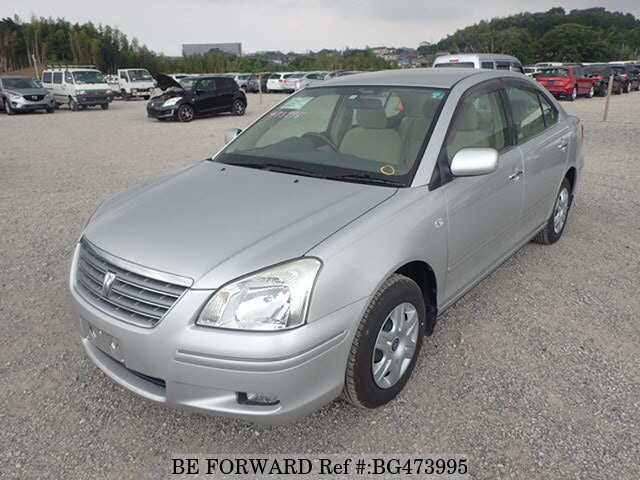 Used 2005 TOYOTA PREMIO BG473995 for Sale