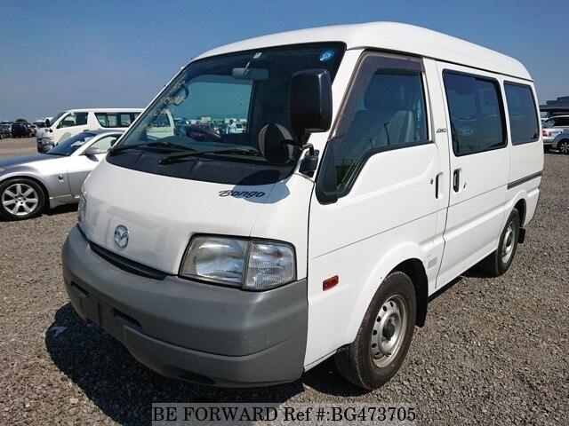 Used 2010 MAZDA BONGO VAN/ABF-SK82M for Sale BG473705 - BE FORWARD