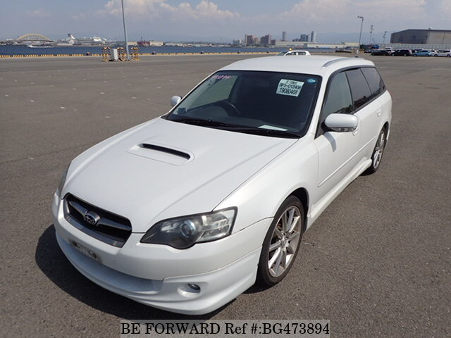 Used 2003 SUBARU LEGACY TOURING WAGON BG473894 for Sale