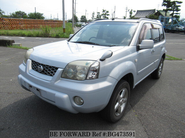Used 2003 NISSAN X-TRAIL BG473591 for Sale