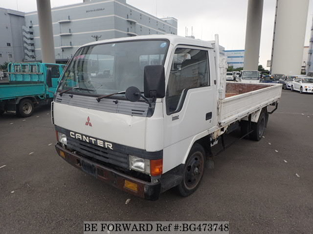 Used 1986 MITSUBISHI CANTER BG473748 for Sale
