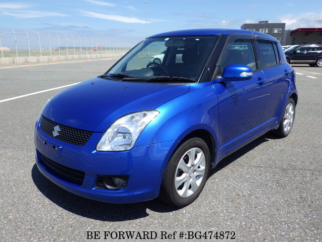 Used 2010 SUZUKI SWIFT BG474872 for Sale