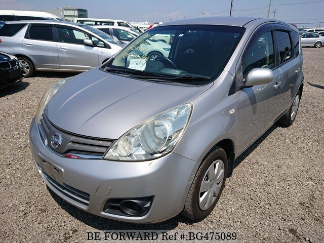 Used 2008 NISSAN NOTE BG475089 for Sale