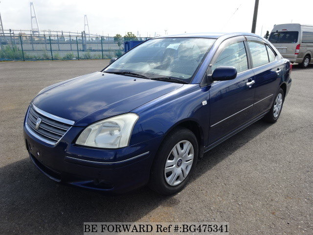Used 2005 TOYOTA PREMIO BG475341 for Sale