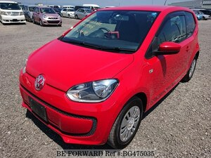 Used 2013 VOLKSWAGEN UP! BG475035 for Sale