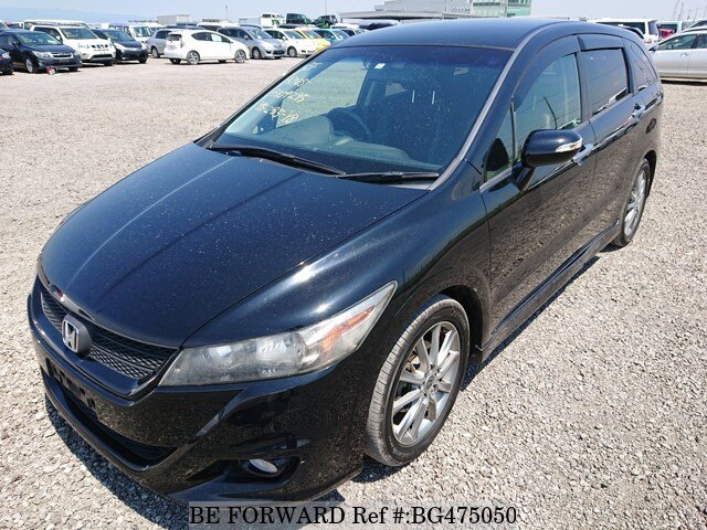Used 2010 HONDA STREAM BG475050 for Sale