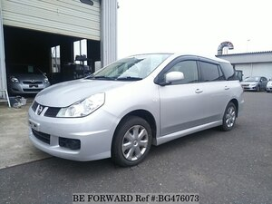 Used 2014 NISSAN WINGROAD BG476073 for Sale