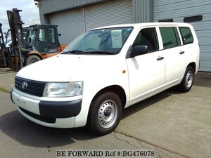 Used 2013 TOYOTA PROBOX VAN BG476078 for Sale