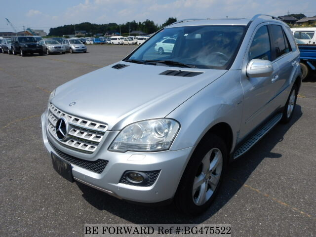 Used 2010 MERCEDES-BENZ M-CLASS BG475522 for Sale
