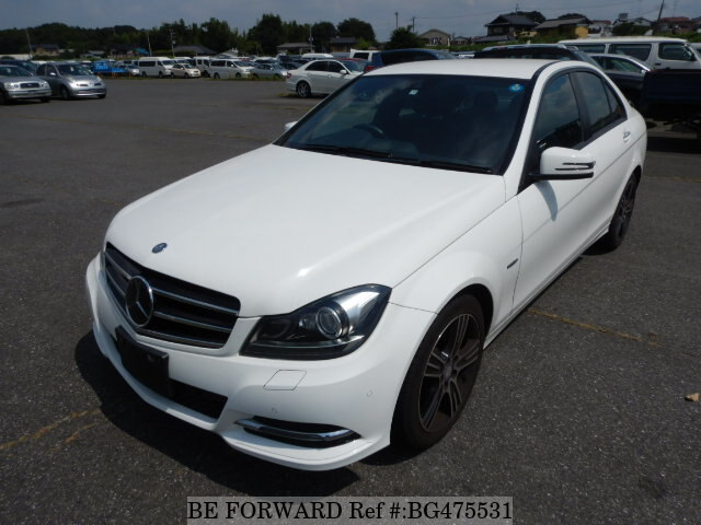 Used 2013 MERCEDES-BENZ C-CLASS BG475531 for Sale