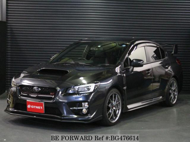 Used Subaru Wrx Sti For Sale >> 2015 Subaru Impreza Wrx