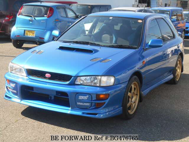 Used Subaru Wrx Sti For Sale >> 2000 Subaru Impreza Wrx Sti
