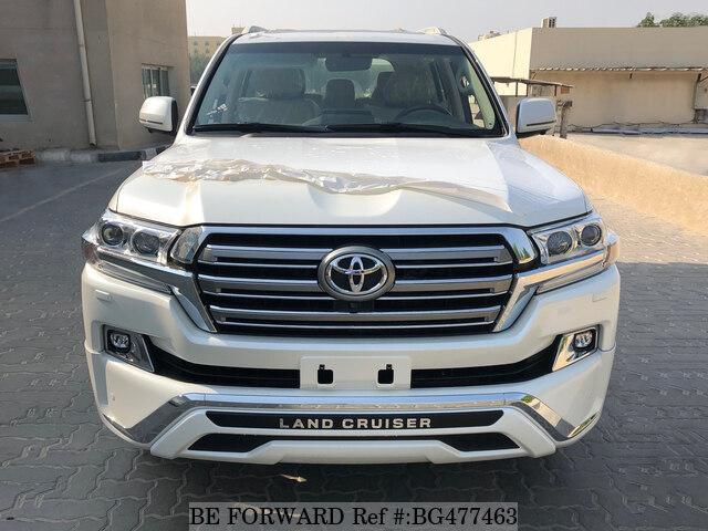 Toyota cruiser 2019
