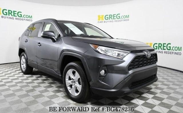 Toyota rav4 2019 xle