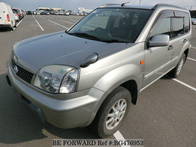 Used 2002 NISSAN X-TRAIL BG476953 for Sale