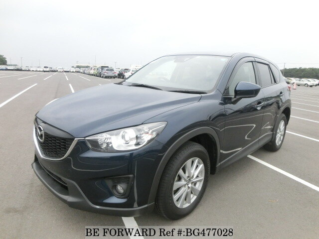 Used 2014 MAZDA CX-5 BG477028 for Sale