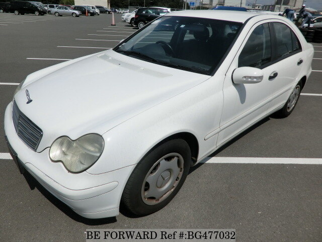 Used 2003 MERCEDES-BENZ C-CLASS BG477032 for Sale
