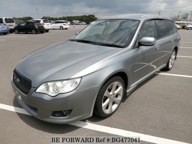 Used 2006 SUBARU LEGACY TOURING WAGON BG477041 for Sale