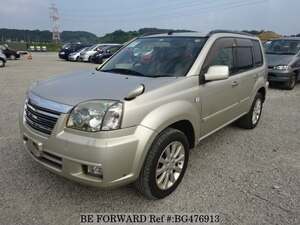 Used 2004 NISSAN X-TRAIL BG476913 for Sale