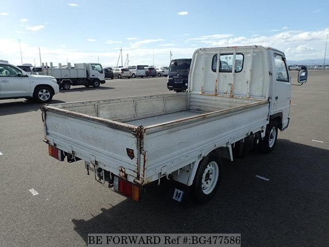 Used 1991 ISUZU ELF TRUCK/S-NHR54C for Sale BG477586 - BE