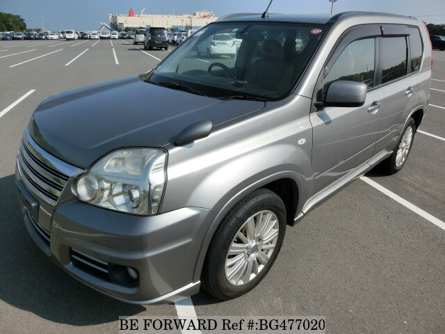 Used 2008 NISSAN X-TRAIL BG477020 for Sale