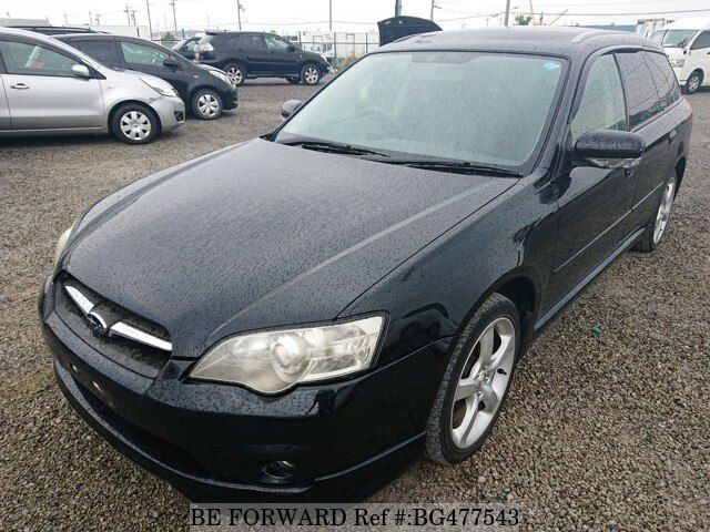 Used 2005 SUBARU LEGACY TOURING WAGON BG477543 for Sale