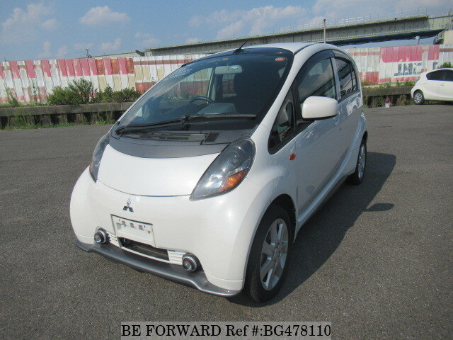 Used 2012 MITSUBISHI I BG478110 for Sale