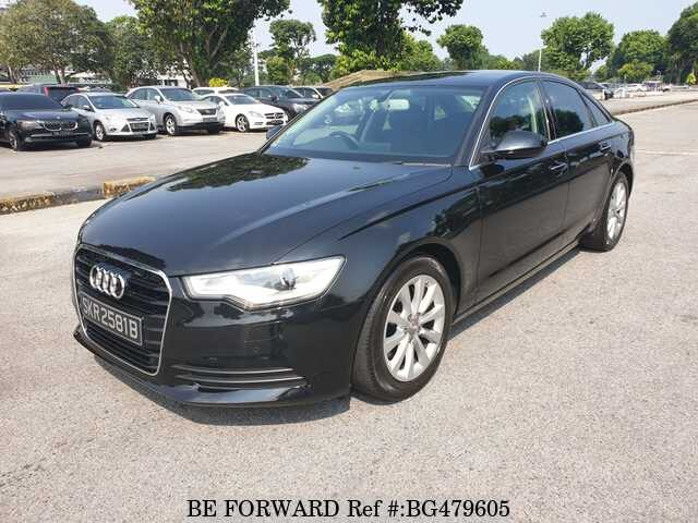 Audi A6 Bank 2 Sensor 2