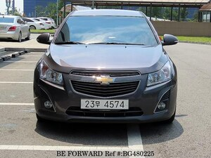 Used 2014 CHEVROLET CRUZE BG480225 for Sale