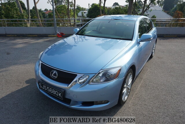 Used 2009 LEXUS GS BG480628 for Sale
