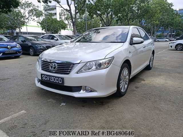 Auto D Occasion >> 2014 Toyota Camry Toyota Camry 2 5 Auto D Occasion Bg480646