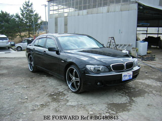 Used 2007 BMW 7 SERIES BG480843 for Sale