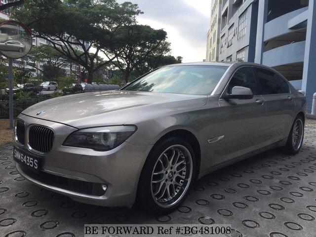 Used 2012 BMW 7 SERIES BG481008 for Sale