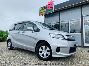 Used 2012 HONDA FREED BG481146 for Sale