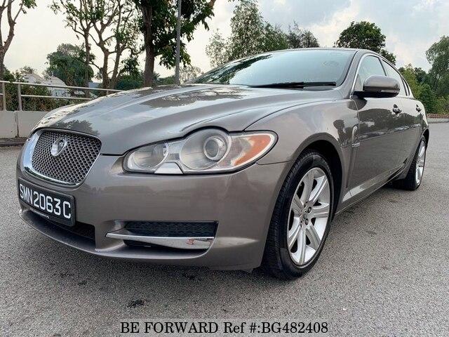 Jaguar Cars For Sale >> Used 2010 Jaguar Xf V6 Luxury For Sale Bg482408 Be Forward