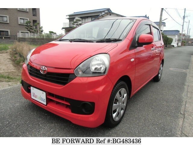 Used 2014 TOYOTA PIXIS EPOCH BG483436 for Sale