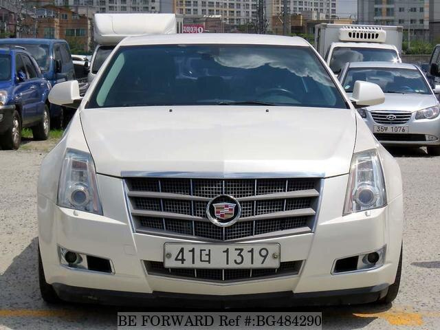 Used 2011 CADILLAC CTS BG484290 for Sale