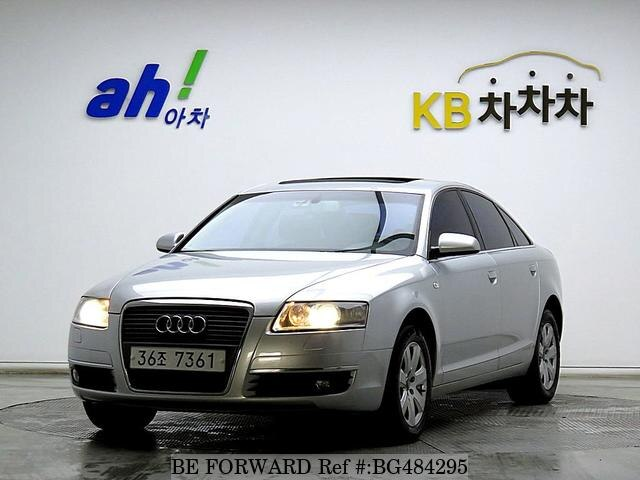 Used 2008 AUDI A6 BG484295 for Sale